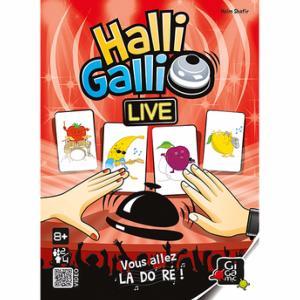 Halli Galli Live pas cher