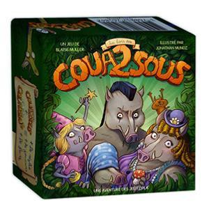 Boite de Le Bois des Coua2sous