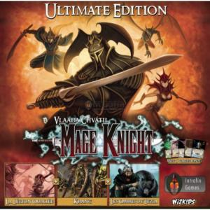 Mage Knight Ultimate Edition VF