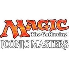 Iconic Masters - 24 Booster Packs Display pas cher
