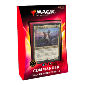 Ikoria - Deck Commander Sagesse Intemporelle