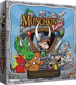 Munchkin Panic pas cher