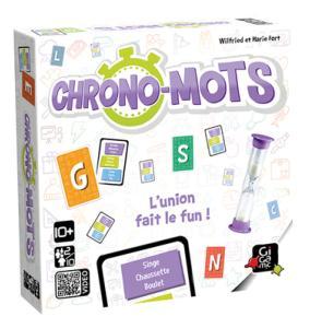 Chrono-Mots pas cher