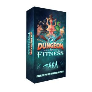 Boite de Dungeon of Fitness