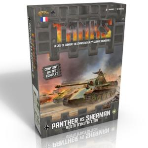 Tanks - Boîte d'Initiation pas cher