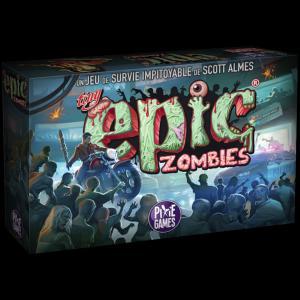 Boite de Tiny Epic Zombies