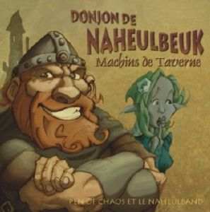CD Naheulbeuk - Machins de Taverne