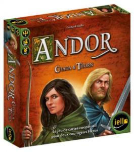 Andor Chada & Thorn pas cher