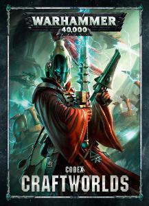 Boite de Craftworlds Codex V8 en Français