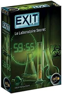 Exit - Le Laboratoire Secret pas cher