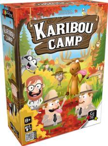 Karibou Camp pas cher
