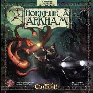 Horreur à Arkham le Jeu de Cartes pas cher