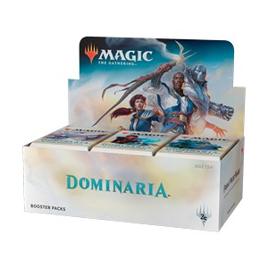 Dominaria - 36 Booster Packs Display