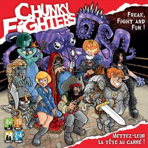 Chunky Fighters - Starter N°1