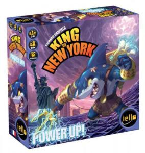King of New York - Power Up ! pas cher