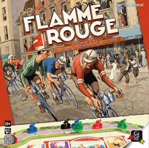 Flamme Rouge pas cher