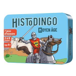 Boite de Histodingo Moyen-Âge
