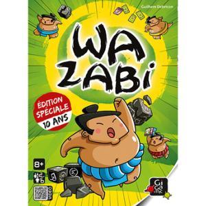 Wazabi Edition Anniversaire pas cher