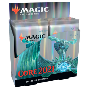 Magic 2021 - Collector Booster Pack