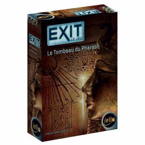 Exit - Le Tombeau des Pharaons pas cher