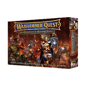 Warhammer Quest : Shadows over Hammerhal pas cher