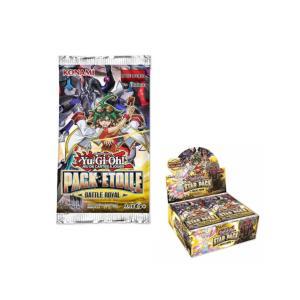 Yu-Gi-Oh - Pack Etoile Battle Royal pas cher