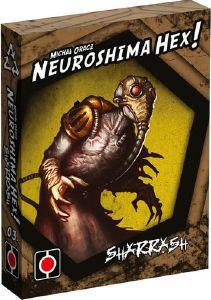 Boite de Neuroshima Hex - Sharrash