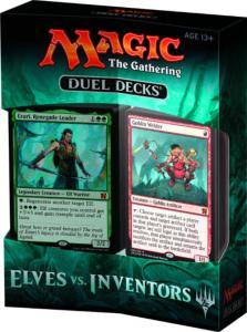 Duel Decks Elves vs Inventors pas cher
