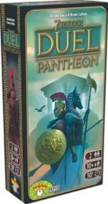 7 Wonders Duel - Panthéon pas cher