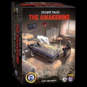 Boite de Escape Tales - The Awakening