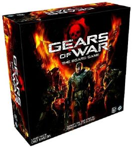 Gears of War le Jeu de Plateau