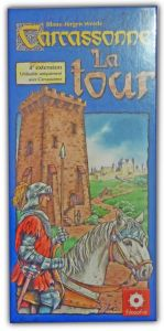 Carcassonne - 4 : La Tour - Nouvelle Edition