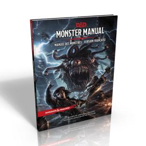 Dungeon & Dragons 5ème Edition - Manuel des Monstres pas cher