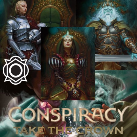 Conspiracy 2 : Take The Crown - 36 Booster Packs Display