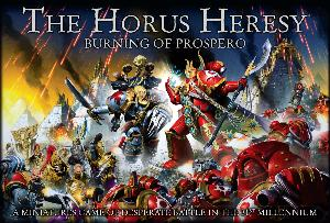 Pack The Horus Heresy : Betrayal at Calth + Burning of Prospero pas cher