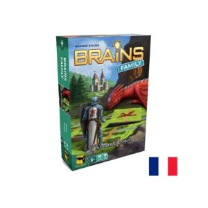 Brains Family - Châteaux & Dragons
