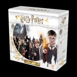 Boite de Harry Potter Une Année à Poudlard