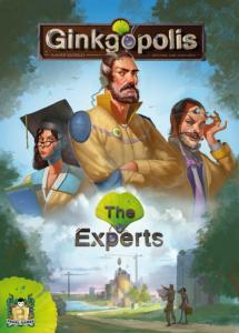 Boite de Ginkgopolis - The Experts