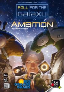 Roll for the Galaxy - Ambition pas cher