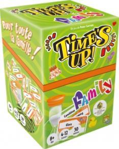 Time's Up Family 1 Vert pas cher