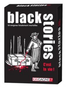 Black Stories - C'est la Vie ! pas cher