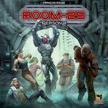 Room 25 Saison 2 (Petit Format) pas cher