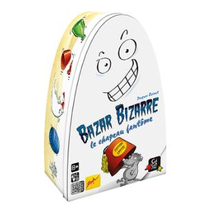 Bazar Bizarre - Le Chapeau Fantôme pas cher