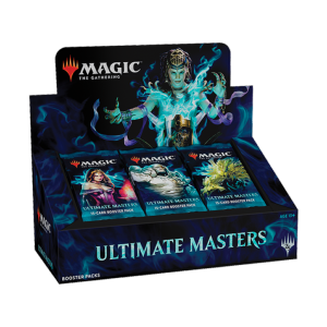 Ultimate Masters - Booster Pack pas cher