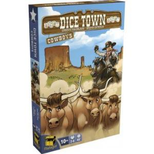 Dice Town - Cowboys pas cher