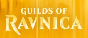 Guilds of Ravnica - 18 Booster Packs