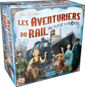 Les Aventuriers du Rail Autour du Monde pas cher