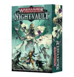 Warhammer Underworlds : Nightvault pas cher
